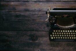 Nieuwe schrijfcursussen bij Cultuurhuis Wherelant