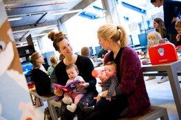 Spelenderwijs taal ontdekken in de Bibliotheek Purmerend