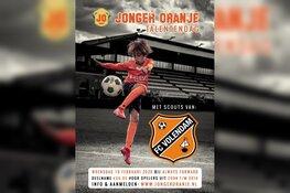 Jonger Oranje Talentendag met scouts van FC Volendam