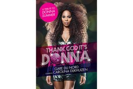 Thank God It's Donna! Op 6 maart in P3