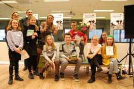 Maxim uit Purmerend wint de lokale voorronde van de Nationale Voorleeswedstrijd