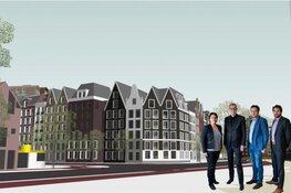 Aanvullende documenten voor bouw appartementen PostNL getekend
