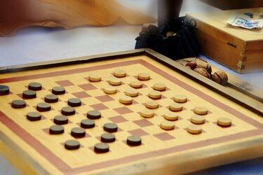 Provinciaal kampioenschap schooldammen basisonderwijs Noord-Holland