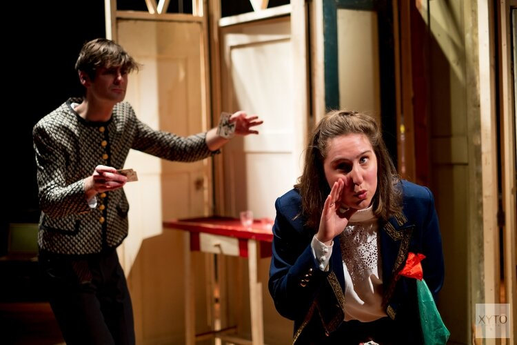 De Theatertroep - Love for Love 14 maart De Verbeelding