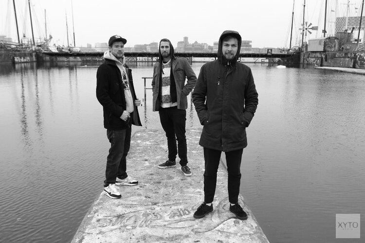 Rapgroep Kompas 14 maart in P3 Purmerend