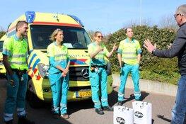 Hart onder de riem voor Dijklander Ziekenhuis