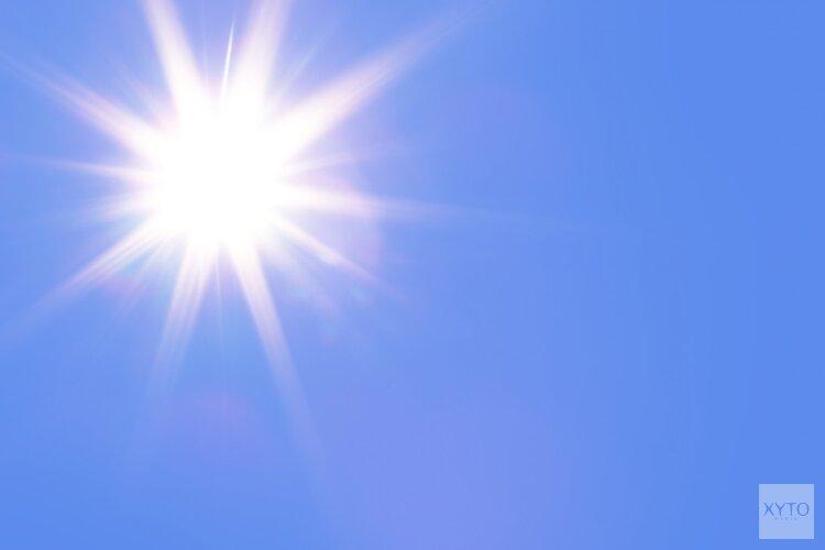Zonnig voorjaarsweer houdt komende week aan