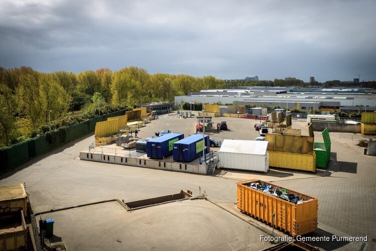 Milieustraat langer open