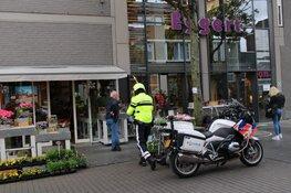 Eggert winkelcentrum ontruimd vanwege grote drukte