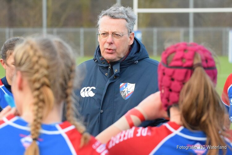 """Rugby Club Waterland bindt toptrainer Eric Voet aan damesselectie"""