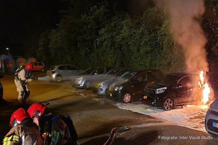 Auto door brand verwoest in Purmerend