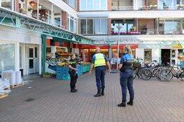 Persoon gewond bij incident op Wormerplein