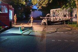 Getuigen gezocht van autobranden