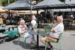 Volop genieten bij heropening terrassen op Purmerendse Koemarkt