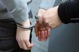 Vijf verdachten inbraak aangehouden