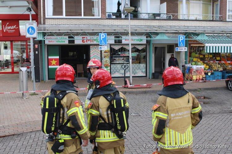 Gaslek in Purmerend: winkels en zeven woningen ontruimd