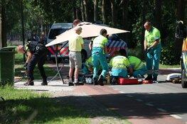 Fietser zwaargewond in Purmerend