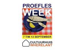 Proeflesweek Cultuurhuis Wherelant