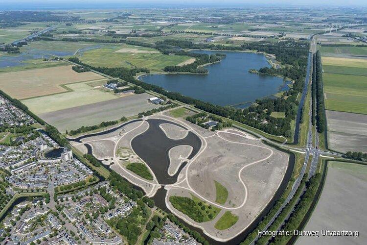 Openstelling eerste natuurbegraafplaats Noord-Holland