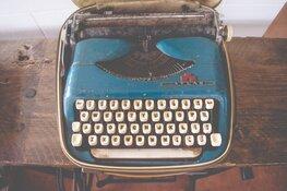 Schrijfcursussen bij Cultuurhuis Wherelant