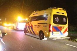Scooterrijder gewond in Zuidoostbeemster na botsing