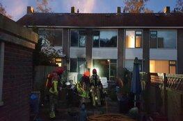 Forse inzet hulpdiensten bij slaapkamerbrand Purmerend