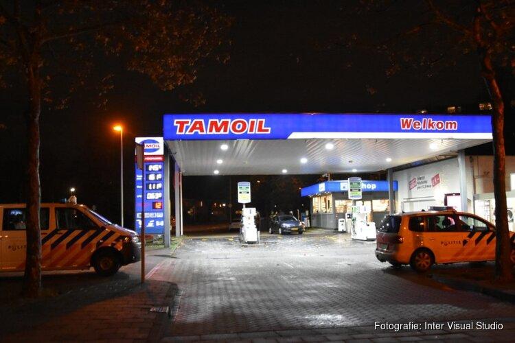 Tankstation Purmerend overvallen, twee verdachten aangehouden