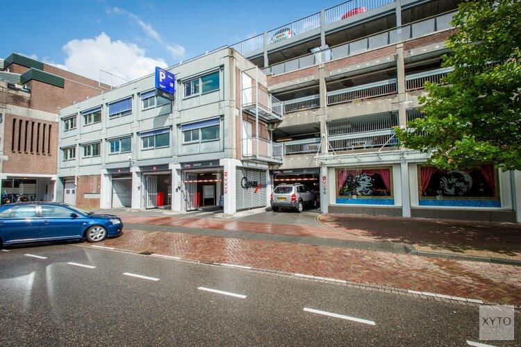 Derde verdieping van Q-Park Eggert parkeergarage met 125 extra parkeerplaatsen vanaf aanstaande zaterdag weer open