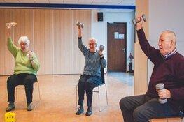 StoelGym voor oudere senioren in gezellige sfeer
