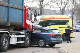 Gezin gewond bij ongeval Purmerend
