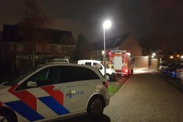 Politie zoekt getuigen na explosie