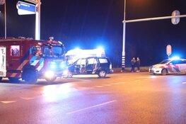 Verkeersruzie eindigt in botsing: 1 gewonde en 1 aanhouding