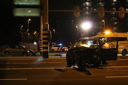 Twee gewonden bij ernstig ongeval in Purmerend