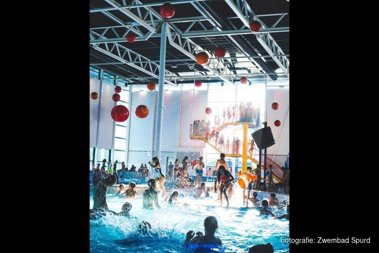 Onbeperkt recreatief zwemmen met ZomerZwemAbonnement Leeghwaterbad