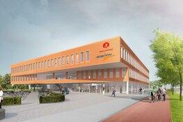 Bouw nieuwe mbo-school Karekietpark