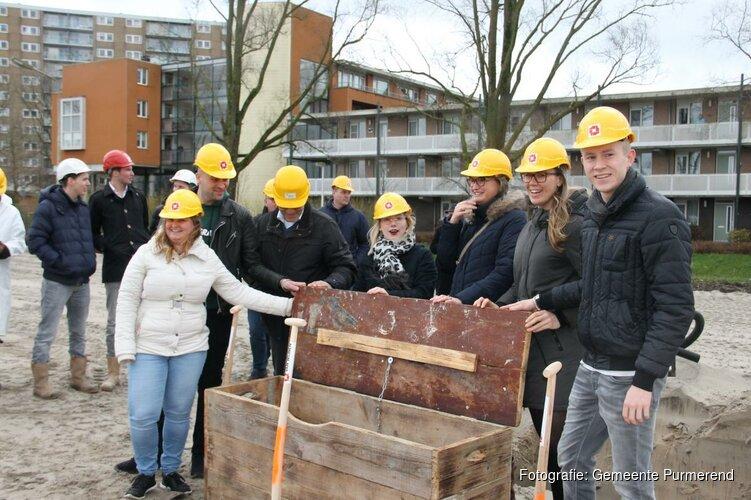 Nieuwbouw 102 woningen Stekeldijk gestart