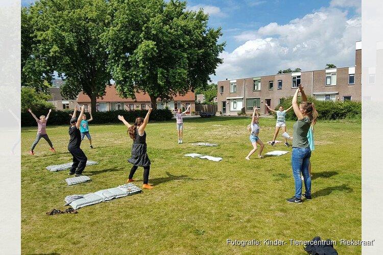 Kinder- Tienercentrum 'Riekstraat' in Purmerend is er voor alle kinderen van 0 t/m 16 jaar!