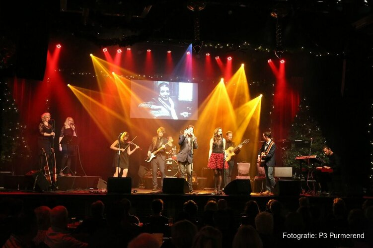 Leonard Cohen – I'm Your Fan – Tribute in Pop- & Cultuurpodium P3 in Purmerend