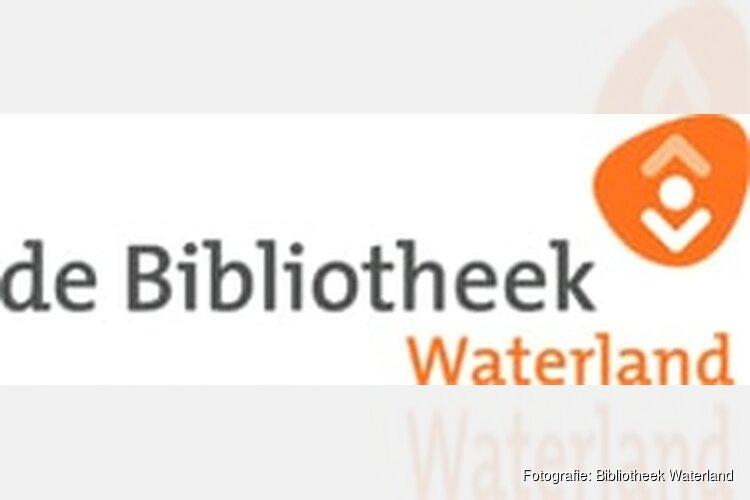Bibliotheek Waterland lanceert als eerste Bibliotheek de BiebApp