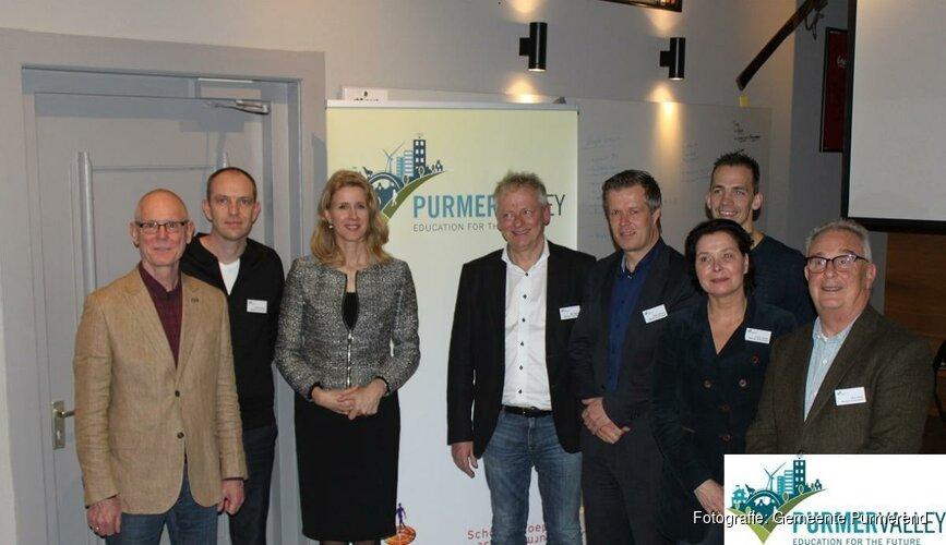 PurmerValley bezocht door staatssecretaris Economische Zaken Mona Keijzer
