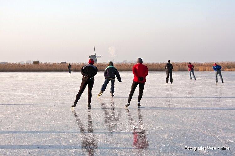 """Uitzonderlijke kou in aantocht: """"Kans heel groot dat we kunnen schaatsen"""""""