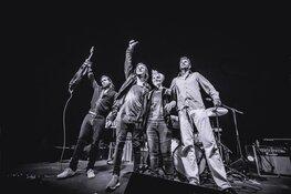 Leif de Leeuwband in Pop- & Cultuurpodium P3 in Purmerend