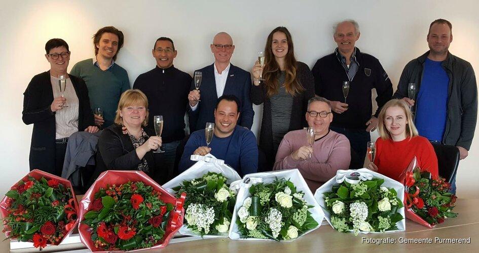 Ondernemers Koemarkt en Wormerplein stemmen vóór de BIZ