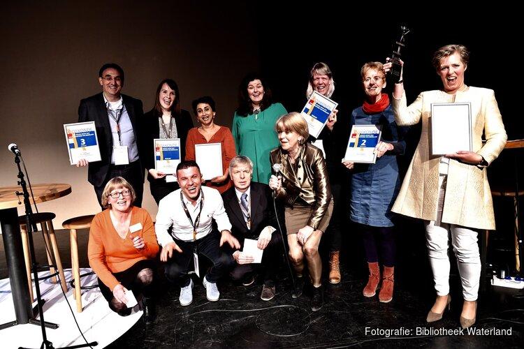 Bibliotheek Purmerend haalt brons bij verkiezing Beste Bibliotheek van Nederland