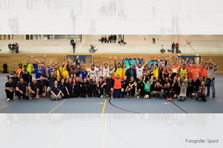 Goede Vrijdag in teken van sport en verbinden door WK Purmerend