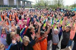 Koningssportdag Purmerend: 5.200 kinderen sportief actief op drie accommodaties