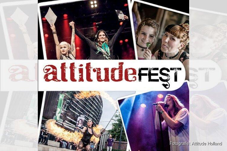 AttitudeFest: creatief alternatief spektakel in Purmerend