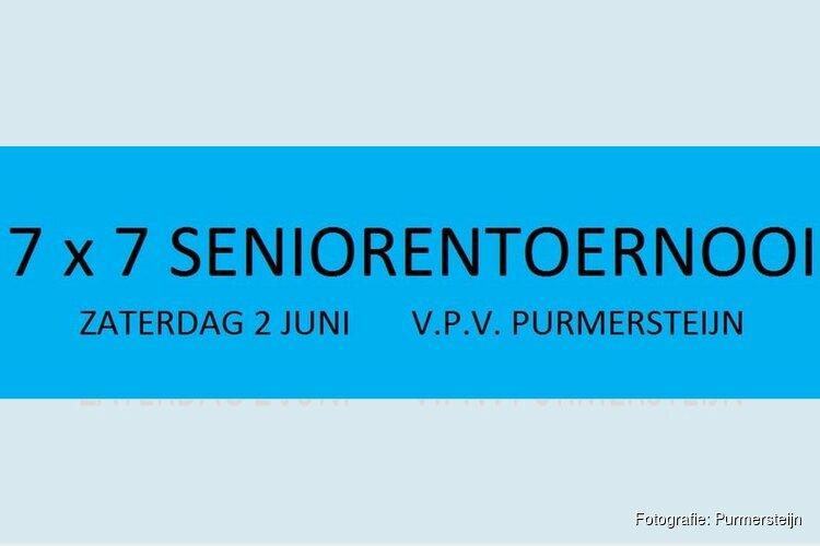 Vrienden van Purmersteijn organiseren 7x7 Toernooi