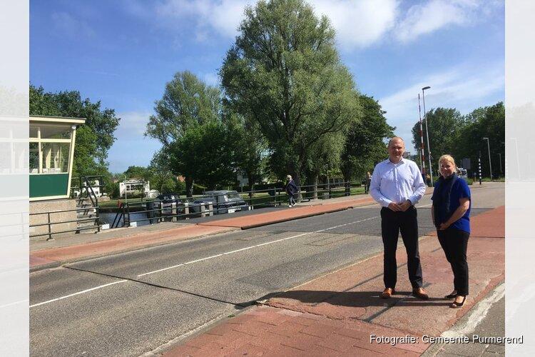 Hoornsebrug vanaf september 12 weken afgesloten