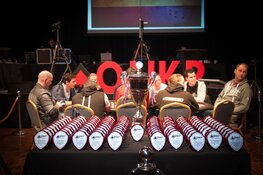 """Pokeraars strijden in finale om de titel """"Winnaar Open Nederlands Kampioenschap Poker 2018""""."""